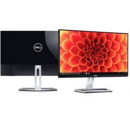 "DELL S2218M 21,5"" WLED/1000:1/6ms/VGA/DVI/Full HD/IPS panel/cerny"