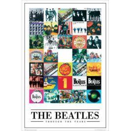 Beatles - 13 / Through The Years, plakát Plakát