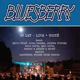 CD Bluesberry : 45 let Live + hosté 2