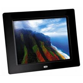 "BRAUN PHOTOTECHNIK Braun LCD fotorám DigiFRAME 82 (8"", 1024x768px, 4:3 LED, slot SD, černý)"