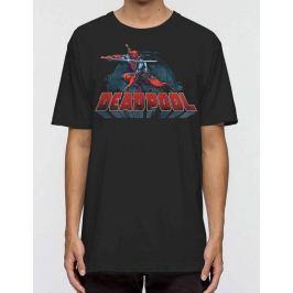 Deadpool - Stance, pánské tričko L