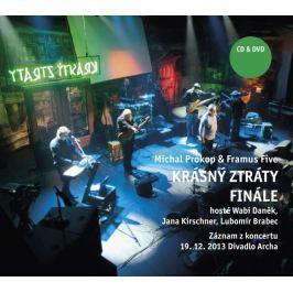 CD Prokop M. : Krasny Ztraty Finale/live