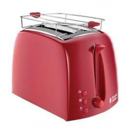 RUSSELL HOBBS Toaster  21642-56 Textures | red