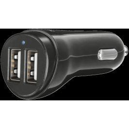 TRUST nabíječka  Fast Dual Car Charger USB, 2x12W
