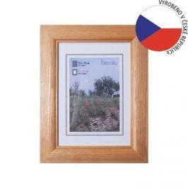 Hama rámeček dřevěný LORETA, ořech, 21x29,7cm