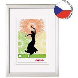 Hama 154491 rámeček plastový MADRID, bílý, 21x29,7cm