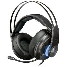 TRUST GXT 383 Dion / 7.1 / 50mm měniče / vibrace / SPDIF / USB / 3,5mm