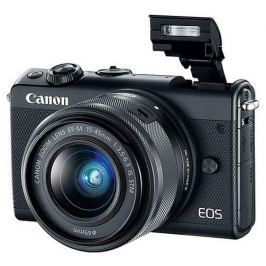 Canon EOS M100 Black + EF-M 15-45mm f/3.5-6.3 IS STM LTD Edition