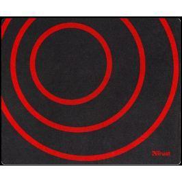 TRUST podložka  Primo Mousepad - black/red