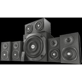 TRUST zvuk. systém  Vigor 5.1 Surround Speaker System for pc - black