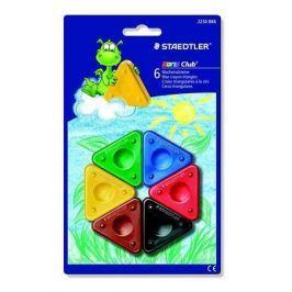 STAEDTLER Voskovky Noris Club, trojúhelníkový tvar, 6 barev,