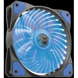 TRUST GXT 762B PC tichý LED ventilátor-black/blue