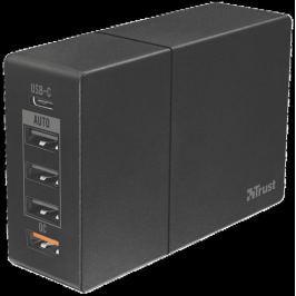 TRUST Rozbočovač  5-port USB Fast Charger 52W