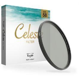 Kenko C-PL filtr CELESTE 58mm