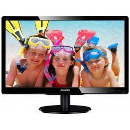 Philips LCD 226V4LAB/00, 21.5'' LED, 5ms, DC 10mil.:1, DVI,repro, 1920x1080, č