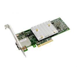 ADAPTEC Microsemi  HBA 1100-8e Single 12Gbps SAS/SATA 8 portů ext., x8 PCIe Gen 3