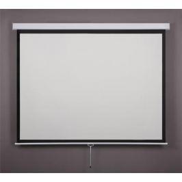 VICTORIA Promítací plátno, nástěnné, rolovací, 4:3, 180x135cm,