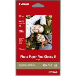 Canon fotopapír PP-201 - 10x15cm (4x6inch) - 275g/m2 - 5 listů - lesklý
