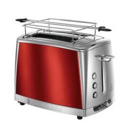 RUSSELL HOBBS Toaster  23220-56 Luna | red