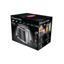 RUSSELL HOBBS Toaster  23221-56 Luna | grey