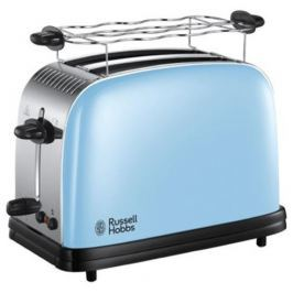 RUSSELL HOBBS Toaster  23335-56 Colours+ | heavenly blue