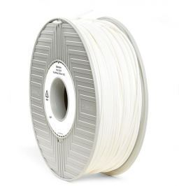 Verbatim PLA struna 2,85 mm pro 3D tiskárnu, 1kg, bílá