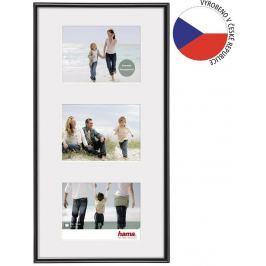 Hama rámeček plastový Galerie Madrid, černá, 23x45 cm/3