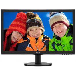 Philips LCD 240V5QDSB/00 23.8'' LED,IPS, 5ms, DC10mil, VGA/DVI/HDMI, 1920x1080,č