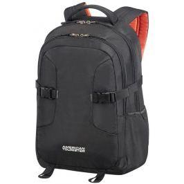 Samsonite Backpack American Tourister 24G09002 UG4 14,1'' comp, docu, pockets, black