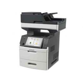 """Lexmark MX711De mono laser MFP, 66 ppm, síť, duplex, fax, DADF, 10"""" dotykový LCD"""