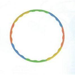 Sedco KRUH HULA HOOP 90 cm mix barev