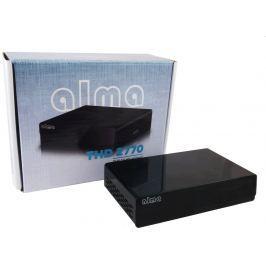 Alma DVB-T přijímač  2770 DVB-T2 HD, černý