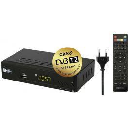 EMOS FULL HD DVB-T2 PŘIJÍMAČ EM-170
