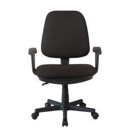 Tempo Kondela Kancelářská židle, černá, COLBY