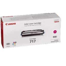 Canon toner CRG-717C, azurový
