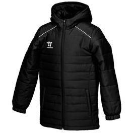 Warrior Bunda  Alpha Stadium Jacket SR, S, černá