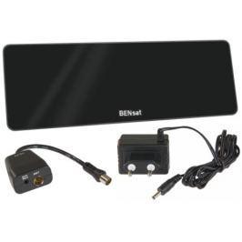 BENSAT HD-101N - pokojová anténa pro DVB-T, černá