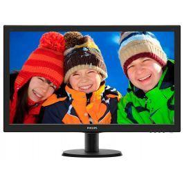 "Philips LCD 273V5LHAB 27""wide/1920x1080/5ms/10mil:1/VGA/HDMI/LED/repro"