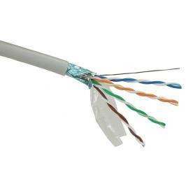 SOLARIX Kabel FTP drát c5e 305m