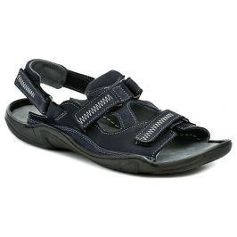 Koma 71 navy pánské nadměrné sandály, 47