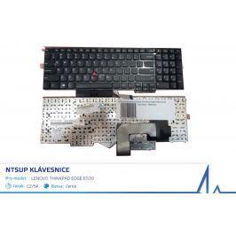 NTSUP Klávesnice Lenovo ThinkPad Edge E530 černá CZ/SK