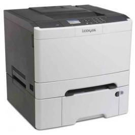 Lexmark CS510Dte color laser 30/30ppm, síť, duplex, dotykový LCD, možnost vysoko