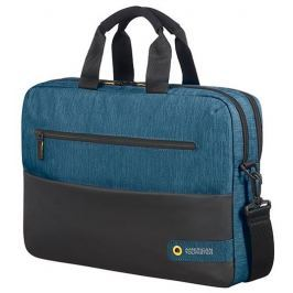 Samsonite Bag boarding American Tourister 28G19005 CD 15,6'' comp, doc, tblt, pock, blk/bl