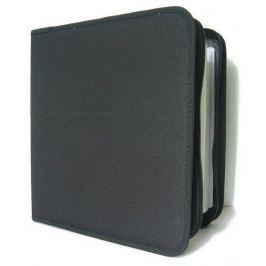 COVER IT pouzdro na CD/DVD - 24ks/ zapínací/ černé