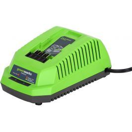 Greenworks G40C nabíječka 40 V