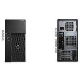 DELL Precision T3620 i7-6700/16GB/256GB/1TB/2GB Quadro P600/klávesnice+myš/Win 7