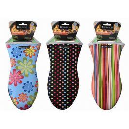 NO NAME Neoprénové kuchyňské rukavice, různé vzory Frida