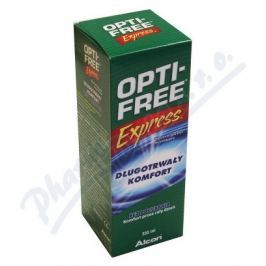 ALCON N.V. Opti Free Express No rub lasting comfort 355ml