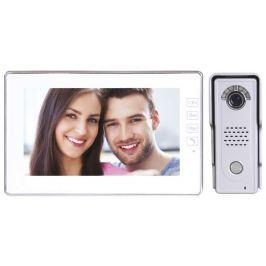 EMOS Domácí videotelefon  s pamětí, barevná sada, H1019