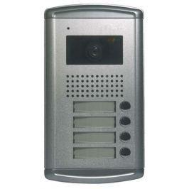 Emos dveřní kamera H1121, barevná, 4 tlačítka